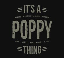 Gift for Poppy Unisex T-Shirt