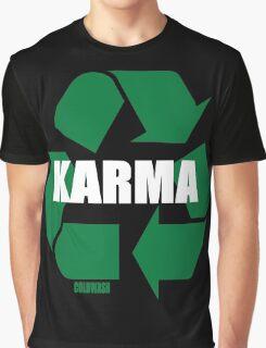 KARMA Graphic T-Shirt
