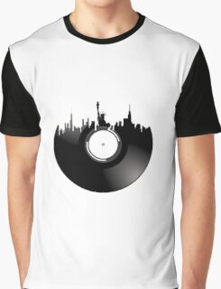 new york city record Graphic T-Shirt