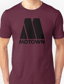 MOTOWN DISCO RECORDS Unisex T-Shirt