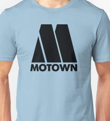 MOTOWN DISCO RECORDS Unisex T-Shirt