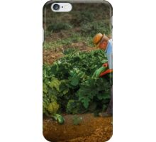 Good food on your table iPhone Case/Skin