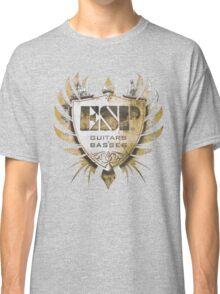 ESP Guitar Craft Academy Grunge Badge Classic T-Shirt
