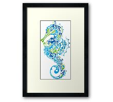 fish2 Framed Print