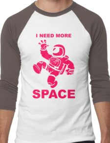 Astronaut - I Need More Space  Men's Baseball ¾ T-Shirt