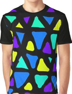 Stain Glass Graphic T-Shirt
