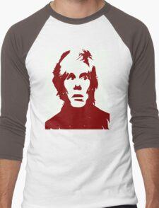 Andy Warhol Men's Baseball ¾ T-Shirt
