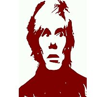 Andy Warhol Photographic Print