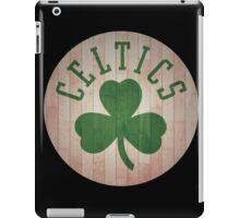 boston celtic logo iPad Case/Skin