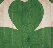 boston celtic logo Sticker