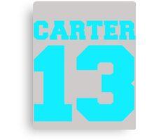 Carter Canvas Print