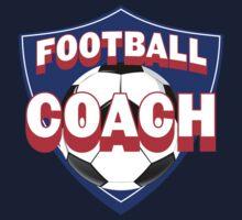 Football coach (soccer) by jazzydevil