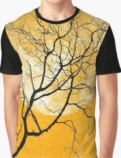 yellow night Graphic T-Shirt