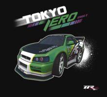 Tokyo Zero Kids Tee