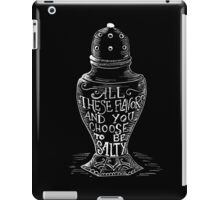 Salty iPad Case/Skin