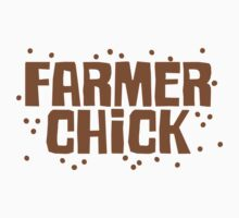 Farmer chick One Piece - Short Sleeve