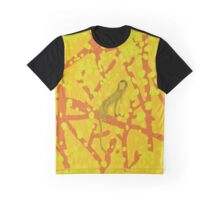 Fire Monkey Graphic T-Shirt
