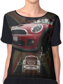 Mini JCW Chiffon Top