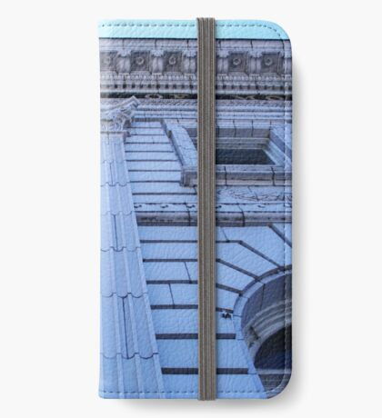 Bank Of Montreal iPhone Wallet/Case/Skin