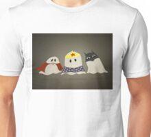Ghost Superhero Cosplay Unisex T-Shirt