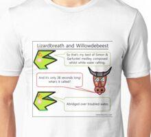 Simon and Garfunkel Medley Unisex T-Shirt