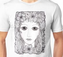 Flower Crown for tee and homewares Unisex T-Shirt