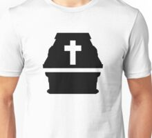 Coffin Unisex T-Shirt