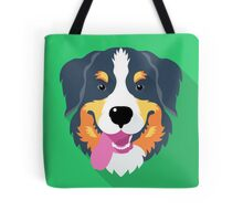 Bernese Mountain Dog icon  Tote Bag