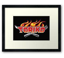 toriko Framed Print