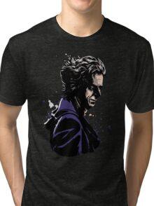 12th Doctor Who Tri-blend T-Shirt