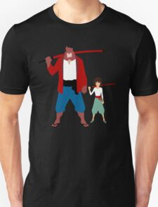 The boy and the beast - Father and son  (Wall art and shirts) Unisex T-Shirt