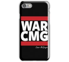 War Conor Mcgregor iPhone Case/Skin