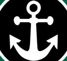 NORRIS LAKE TENNESSEE ROUND ANCHOR TN STAR NAUTICAL Sticker