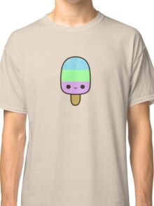 Cute yummy ice lolly Classic T-Shirt
