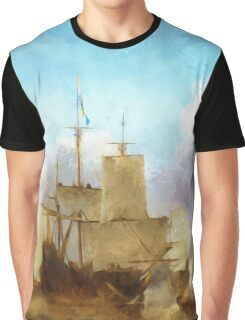 Dutch Man o'War Graphic T-Shirt