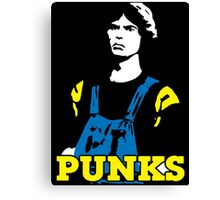 The Warriors Punks Canvas Print