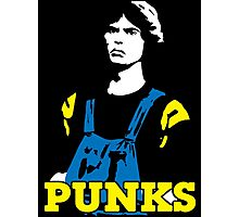 The Warriors Punks Photographic Print
