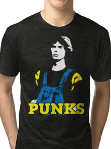 The Warriors Punks Tri-blend T-Shirt