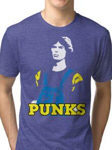 The Warriors Punks Tri-blend T-Shirt