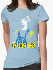 The Warriors Punks Womens Fitted T-Shirt