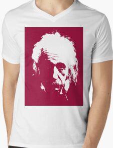 E=Mc2. Mens V-Neck T-Shirt