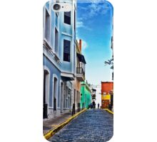 San Juan Street iPhone Case/Skin