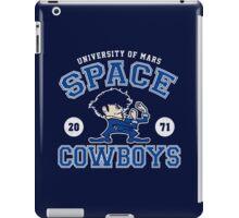 Space Cowboys iPad Case/Skin