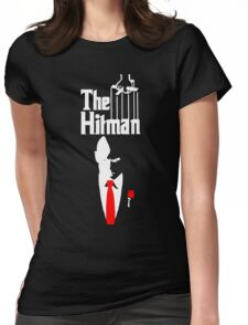 The Hitman Womens Fitted T-Shirt