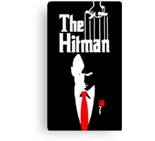 The Hitman Canvas Print