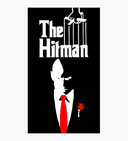 The Hitman Photographic Print