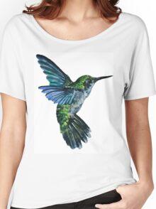 Nature Hummingbird Women's Relaxed Fit T-Shirt