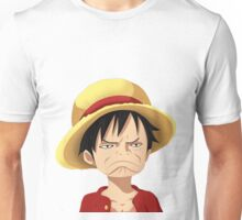 fool luffy 'one piece' Unisex T-Shirt