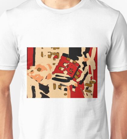 Abstract Shapes Unisex T-Shirt