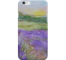 An Evening in Provence WC150601-12 iPhone Case/Skin